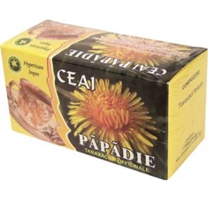 dieta cu ceai de papadie)