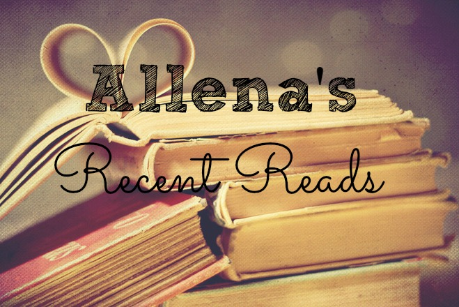 August 2016 Reads