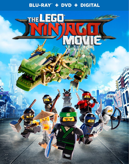 The LEGO NINJAGO Movie + a Giveaway, The LEGO NINJAGO Movie review, The LEGO NINJAGO