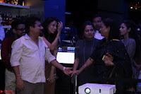 Gracy Singh and Bappi Lahiri   Blue Mountain Music Launch IMG 0609.JPG