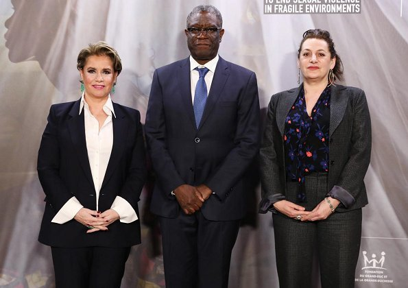 Dr. Denis Mukwege, Nadia Murad, Prof. Muhammad Yunus and Lawyer Céline Bardet: We Are Not Weapons of War