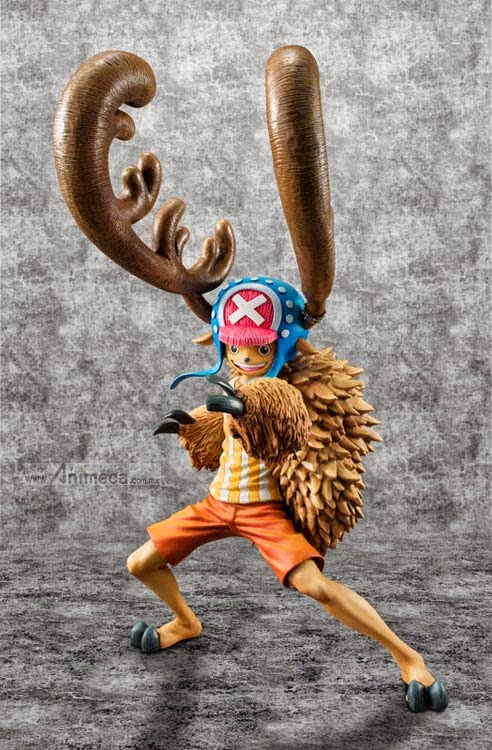 FIGURE HORN POINT TONY TONY CHOPPER MAS Ver. EXCELLENT MODEL P.O.P ONE PIECE MEGAHOUSE