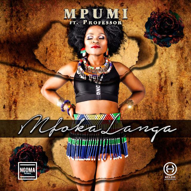 Mpumi feat. Professor - Mfokalanga (Afro House)