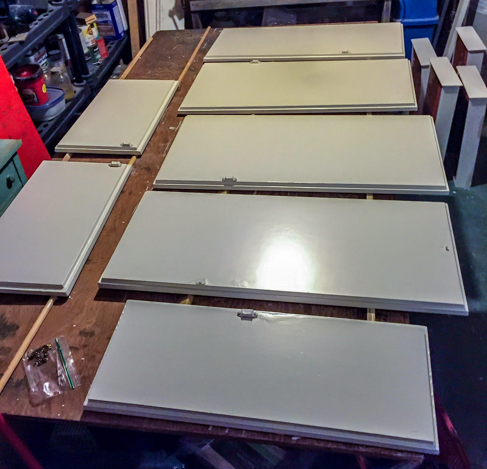 Refacing Old Kitchen Cabinets: Old House Restorations