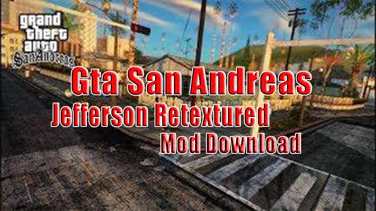 Gta San Andreas Jefferson Retextured All Sports Car pack