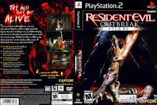 Download ISO Resident Evil Outbreak File #2 PTBR PS2 Torrent