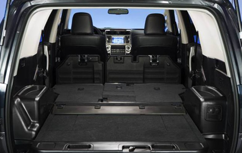 Toyota 4runner 2017 review cars reviews rumors and prices for Interior 4runner 2017
