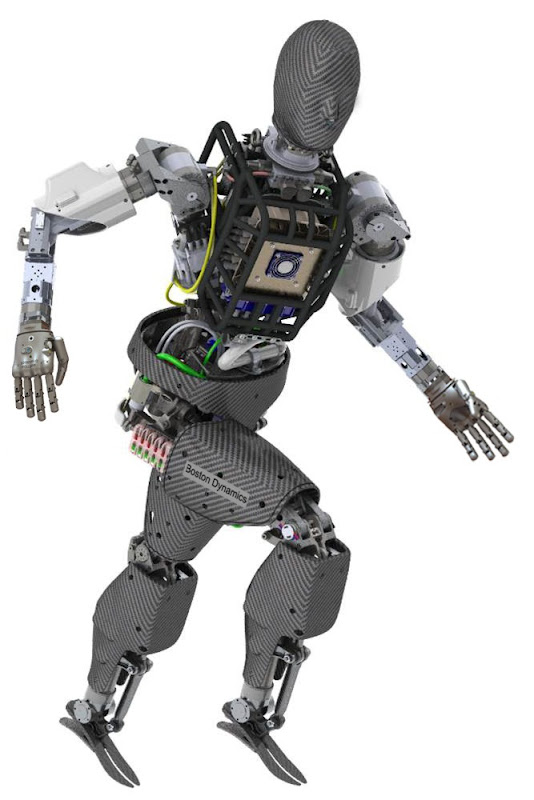 Boston Dynamics robot