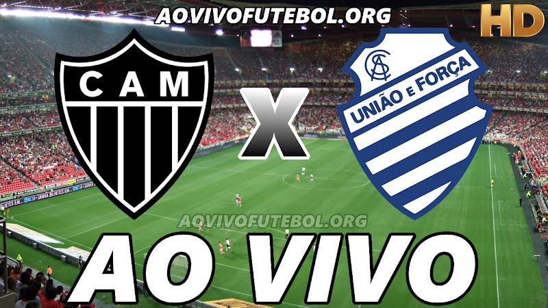 Atlético Mineiro x CSA Ao Vivo na TV HD