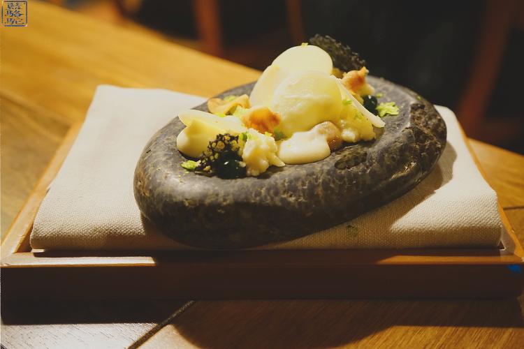 Le Chameau Bleu - Repas Gastronomique à Val d'Isère - Atelier d'Edmond