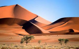 Горящие туры в Намибию | Когда лучше ехать