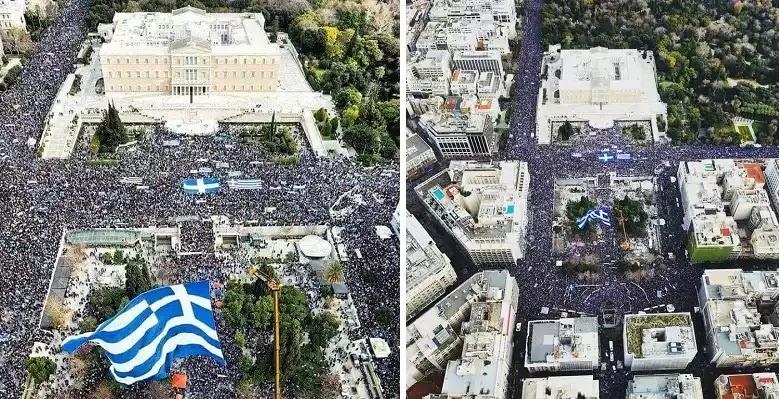 «Φαρσοκωμωδία αστυνομίας και Τόσκα»- Η απάντηση από τις Παμμακεδονικές Ενώσεις για τον κόσμο στο συλλαλητήριο