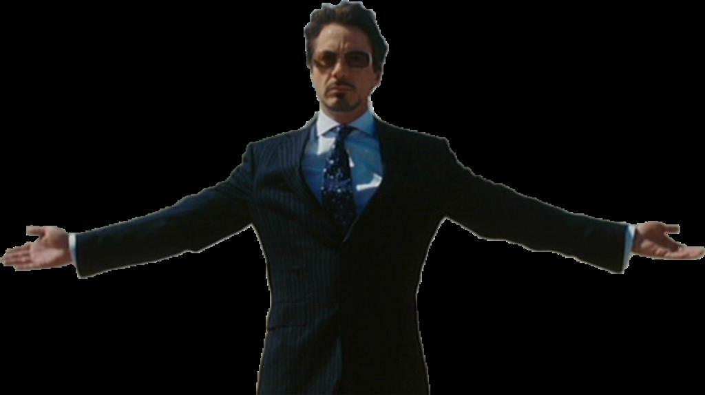 PNG Homem de Ferro (Iron Man, Avengers, Civil War ...