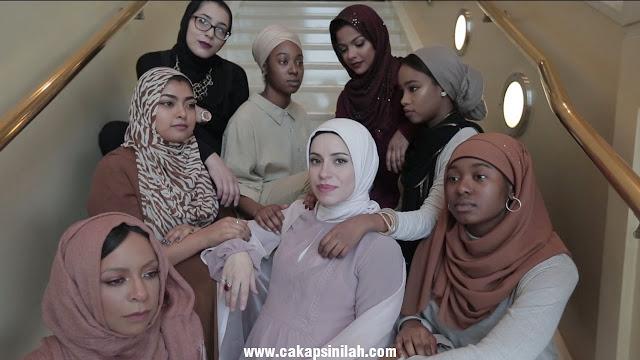 hijabi (wrap my hijab) - Mona Haydar