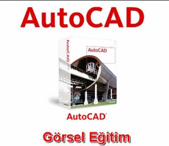 AutoCad Türkçe Görsel Eğitim Seti İndir