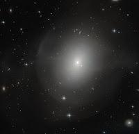 Elliptical Galaxy NGC 2865
