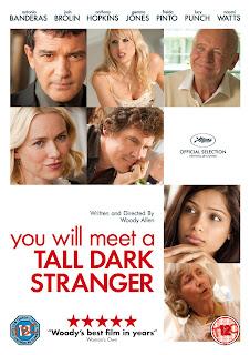 You Will Meet a Tall Dark Stranger DVDR Menu Full Español