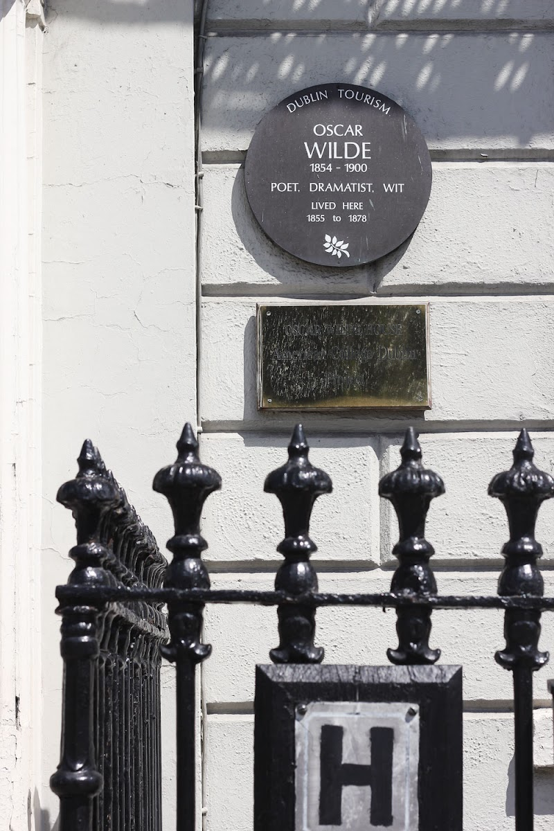 Oscar Wilde House Dublin | www.itscohen.co.uk