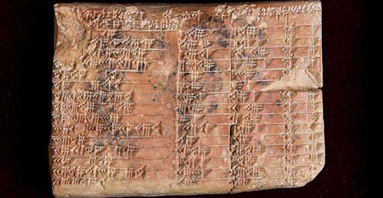Enigma Placa Plimpton 322 - Capa