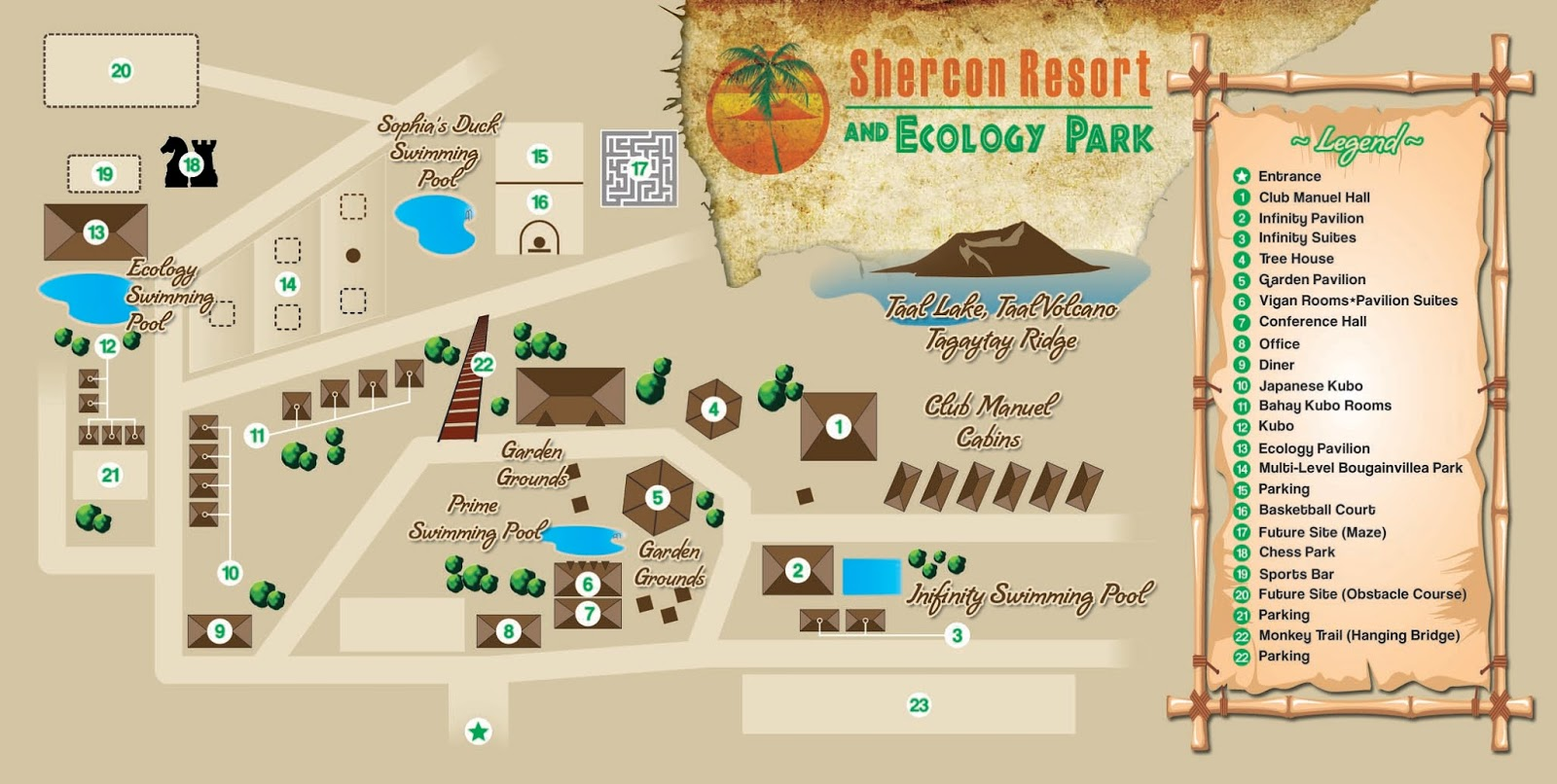 Batangas Shercon Resort And Ecology Park