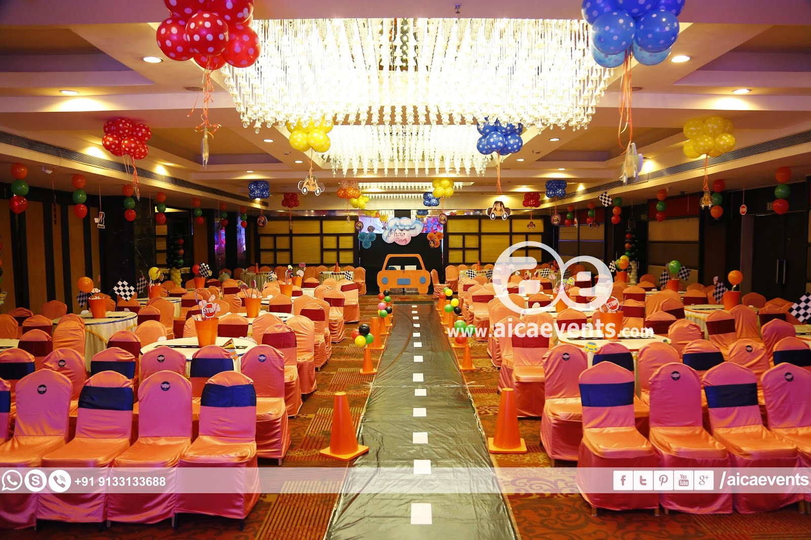 Birthday Themed Events Image Inspiration of Cake and Birthday