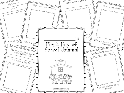 Free First Day Of School Lesson Plans For Kindergarten