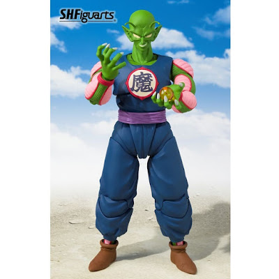 S.H.Figuarts Piccolo Daimaoh de Dragon Ball