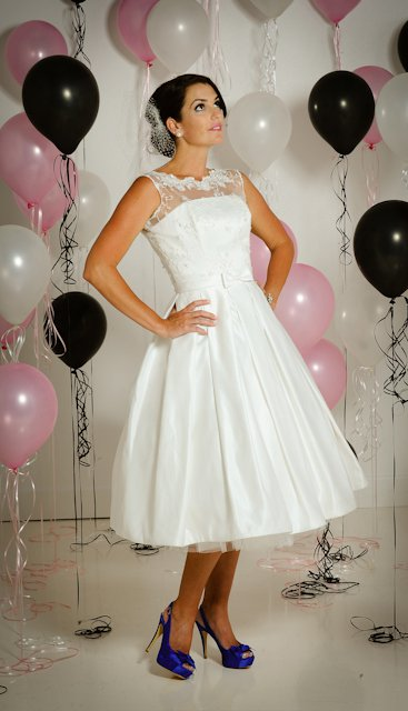 Dirty Fabulous: Vintage Style Wedding Prom dresses now available in ...