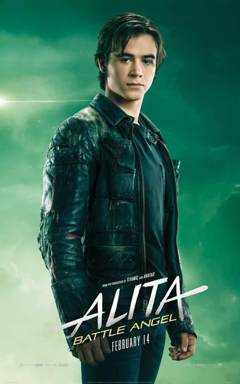 Anita - Anjo de Combate Poster 04