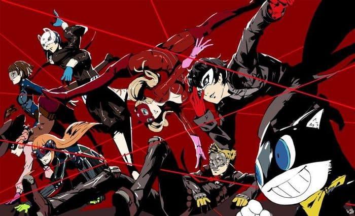 جميع حلقات انمي Persona 5 the Animation مترجم على عدة سرفرات للتحميل والمشاهدة المباشرة أون لاين جودة عالية HD