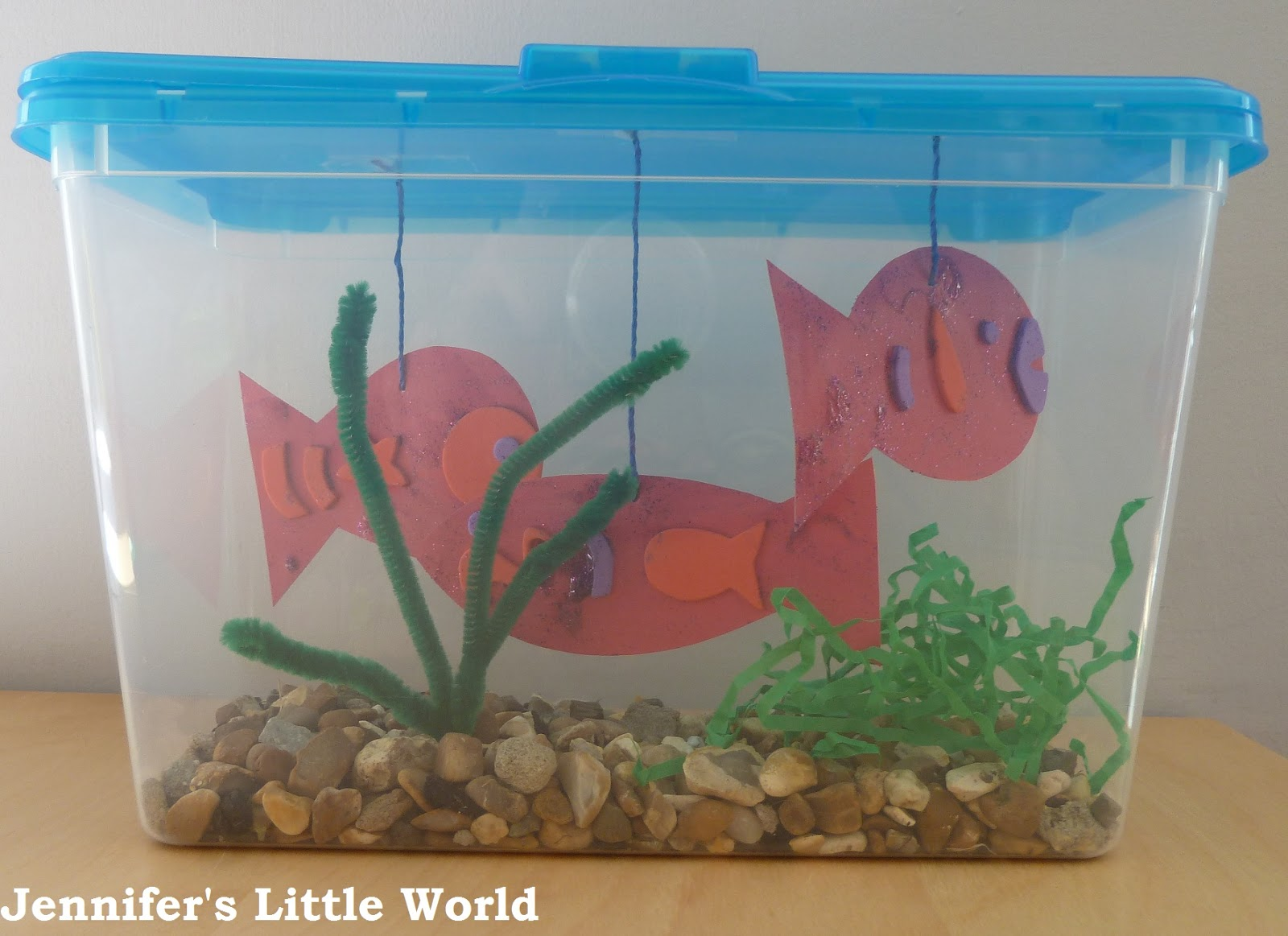 Jennifer 39 s little world blog parenting craft and travel for How to make fish