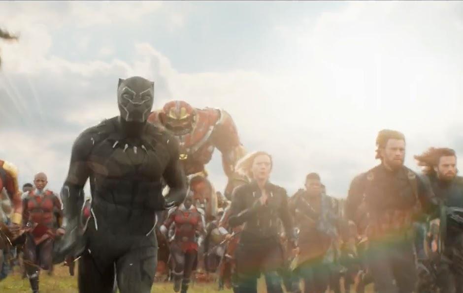 """Os Vingadores se preparam para o fim do mundo nos vídeos inéditos de """"Guerra Infinita"""""""