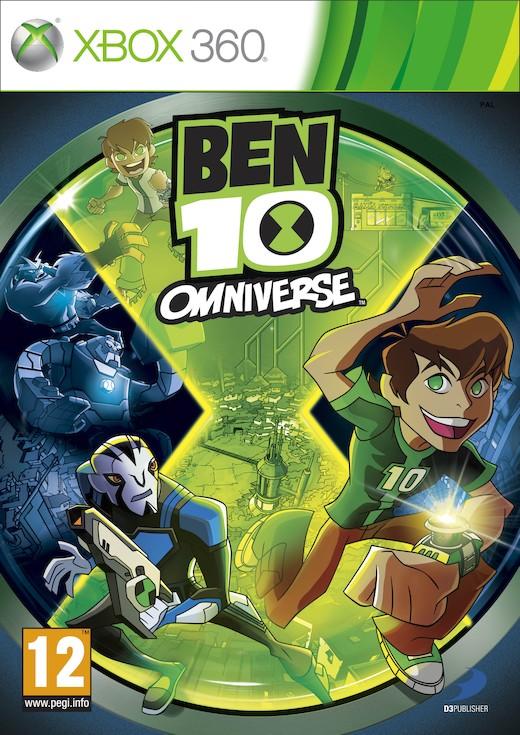 Ben 10 Omniverse Xbox 360 Español Región Free Descargar 2012