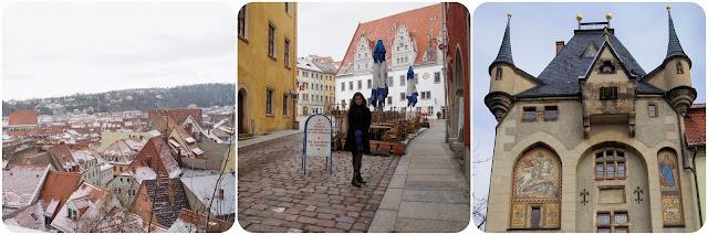 Meissen / Rio Elba / Alemanha / Castelo de Albrechtsburg / Catedral Gótica / Porcelana