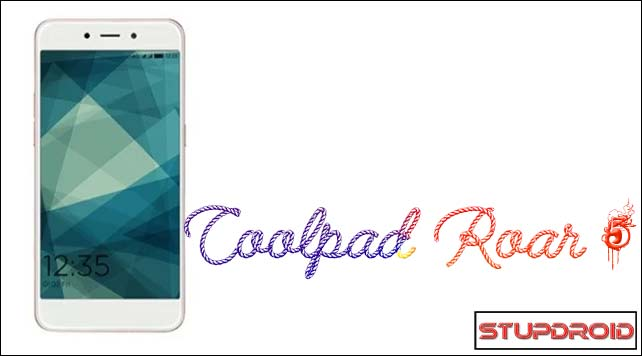 How to Install Stock ROM on Coolpad Roar 5 (Fix bootloop