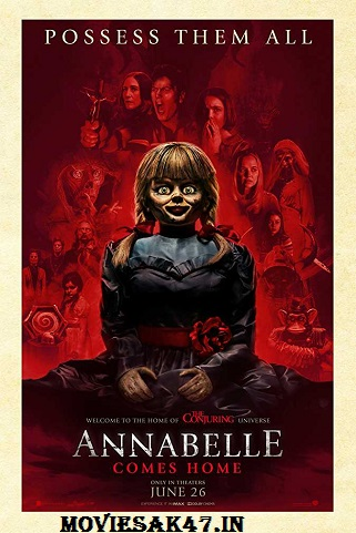 Annabelle Comes Home (2019) Hindi Dual Audio Full Movie Download