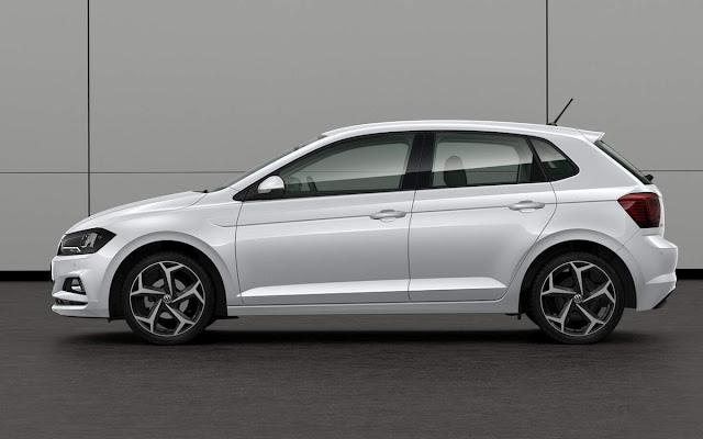 VW Polo 2018 - segurança