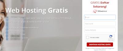 buat website gratis indonesia