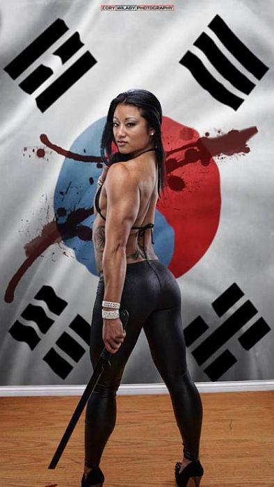 Kayla Dee Johnson - Beautiful Fitness Model