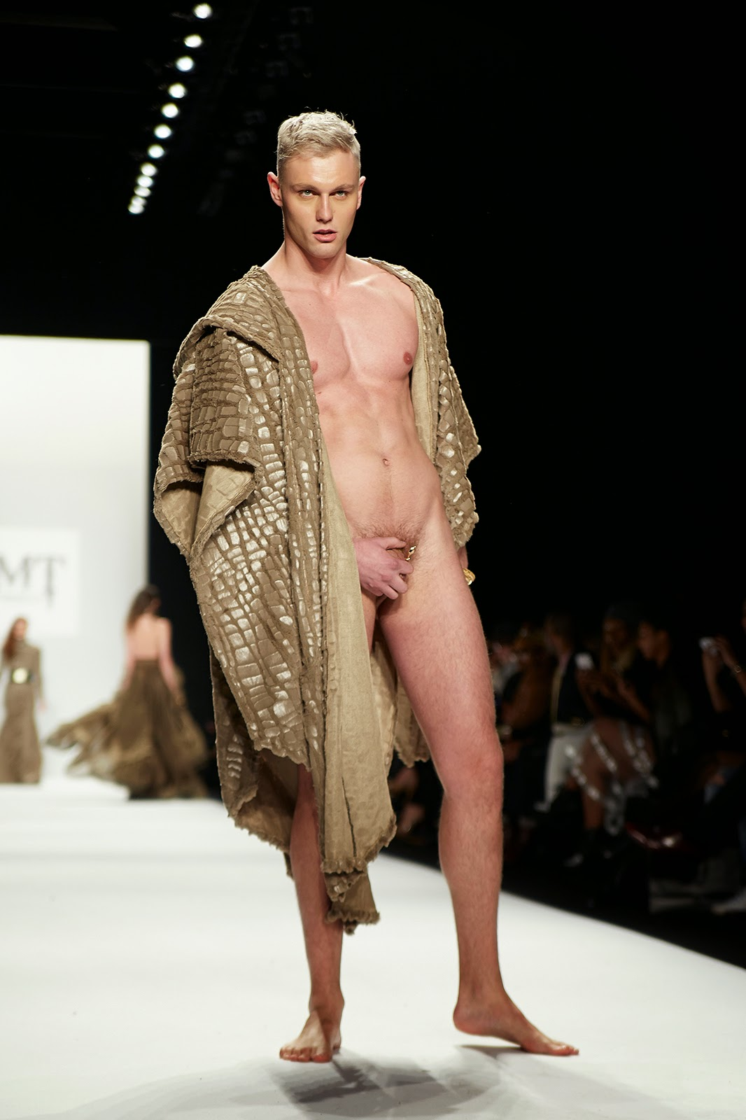 Naked Fashion Male Models