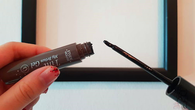 Review; Etude House's Tint My Brows Gel #3 Grey Brown + Tutorial