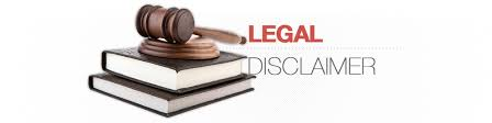 Legal Disclaimers & Scope Of Practice