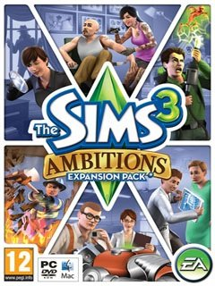 The Sims 3 Ambitions java