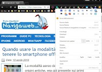 Ingrandire pagine web e aumentare lo Zoom in Chrome e Firefox