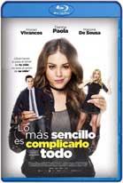 Lo más sencillo es complicarlo todo (2018) HD 720p Latino