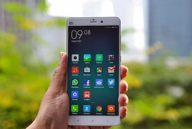 All You Need To Know About Xiaomi Mi 4