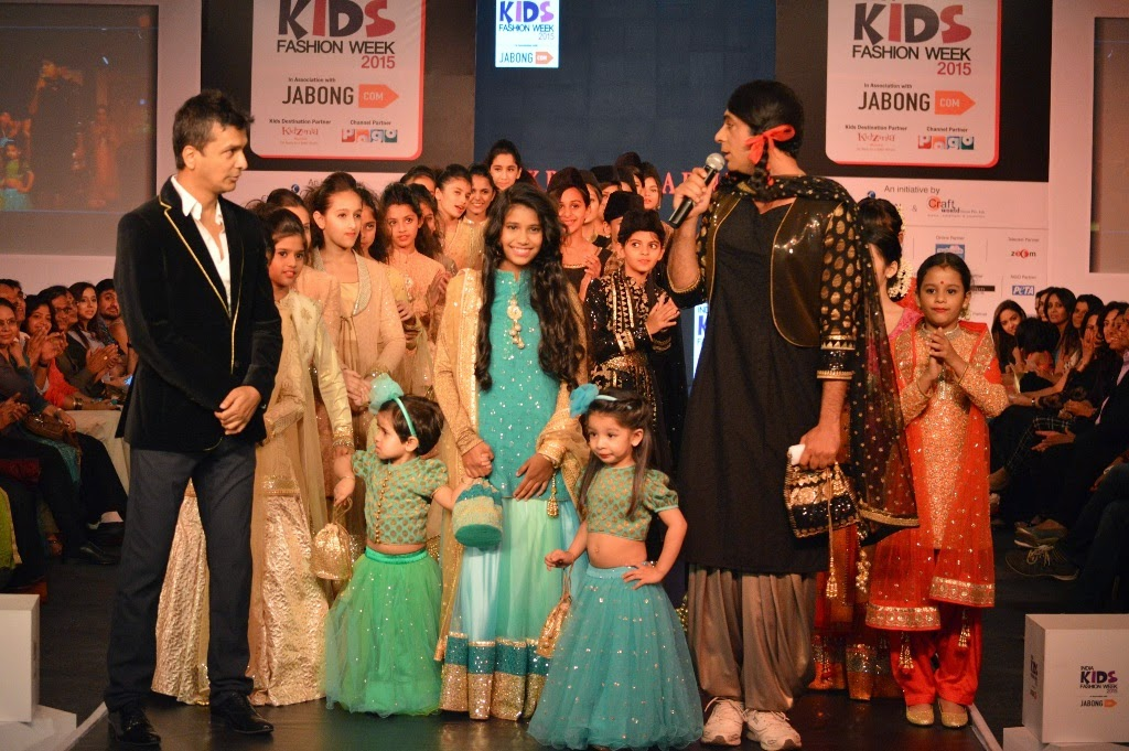 A Fairytale Ending India Kids Fashion Week Day 2 Concludes On A High Note