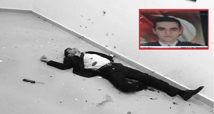 بطاقة هوية قاتل السفير الروسي بعد تصفيته تكشف مفاجأة كبرى عن جنسيته و ديانته