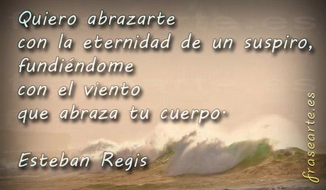 Poemas de amor – Esteban Regis