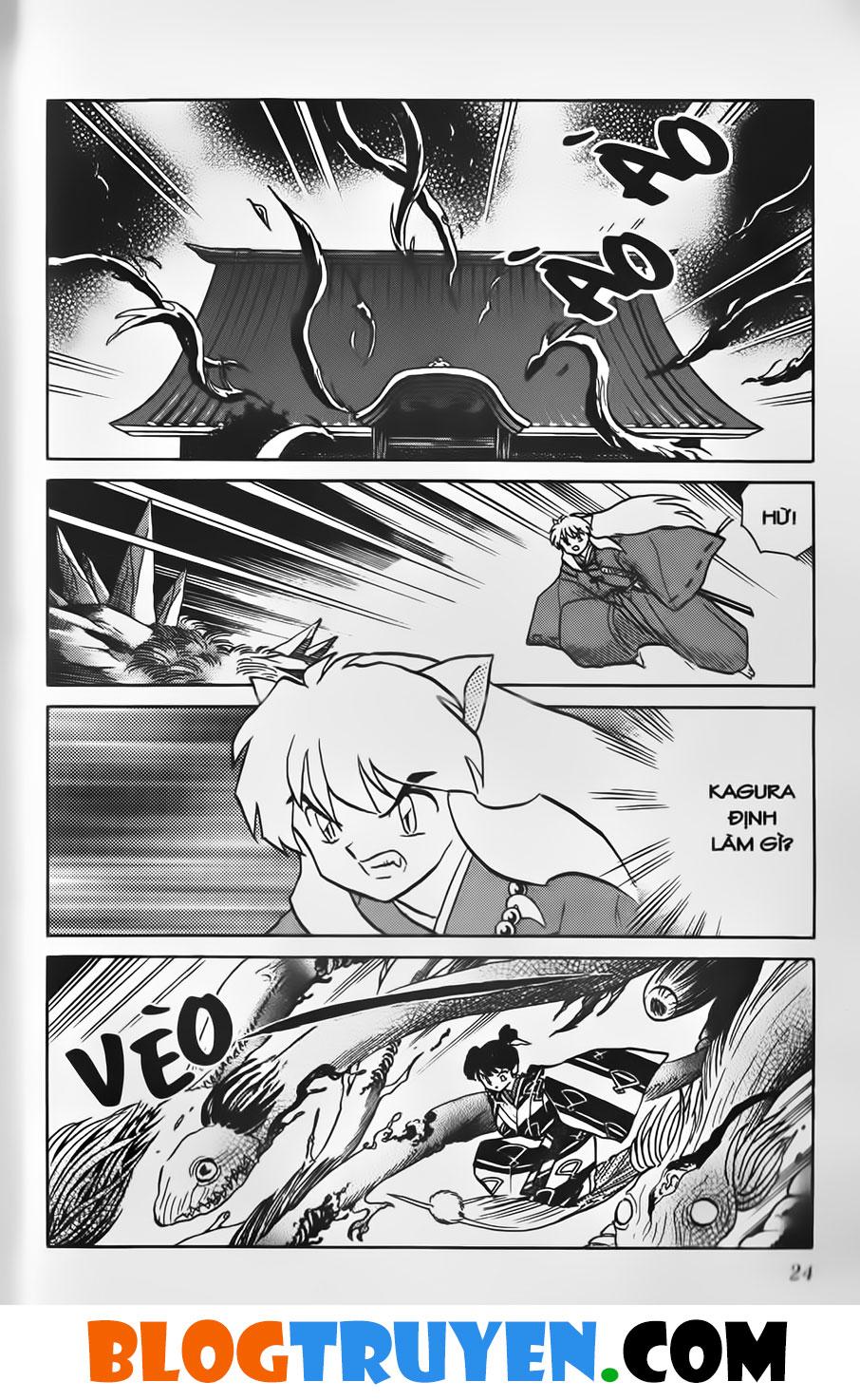 Inuyasha vol 36.2 trang 3